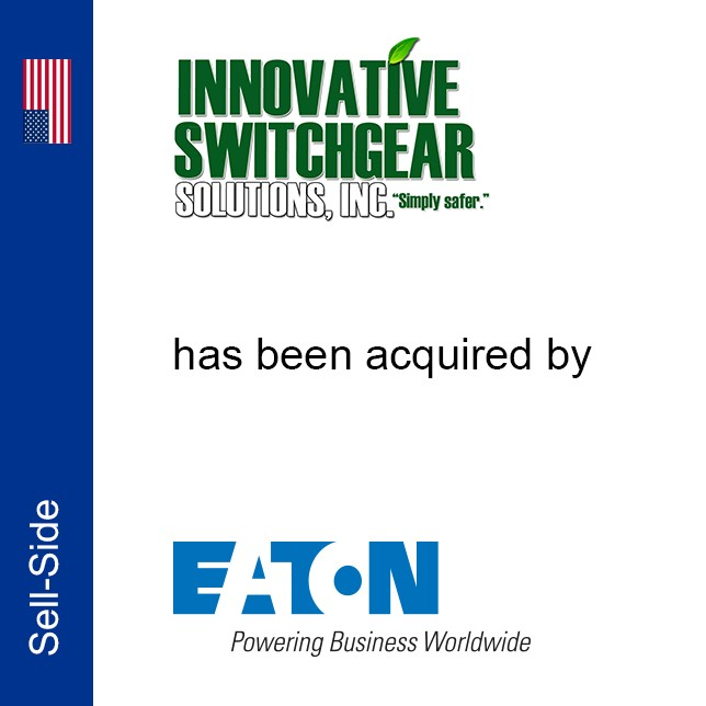 Exclusive financial advisor to Innovative Switchgear Solutions, Inc.