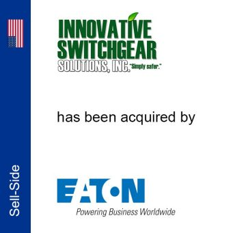 Exclusive financial advisor to Innovative Switchgear Solutions, Inc. - thumbnail image