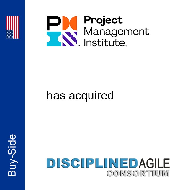 Exclusive financial advisor to Project Management Institute