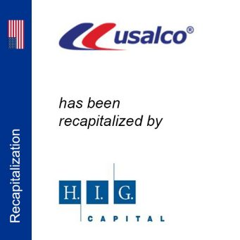 Exclusive financial advisor to USALCO, LLC - thumbnail image