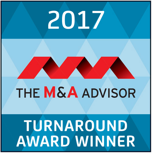 WINNER: Consumer Discretionary Deal of the Year (Over $100 MM) 2017